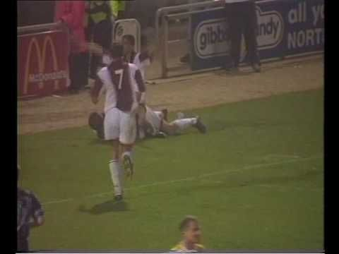 Northampton Town FC - Bristol R  97-98  2nd Play - Off