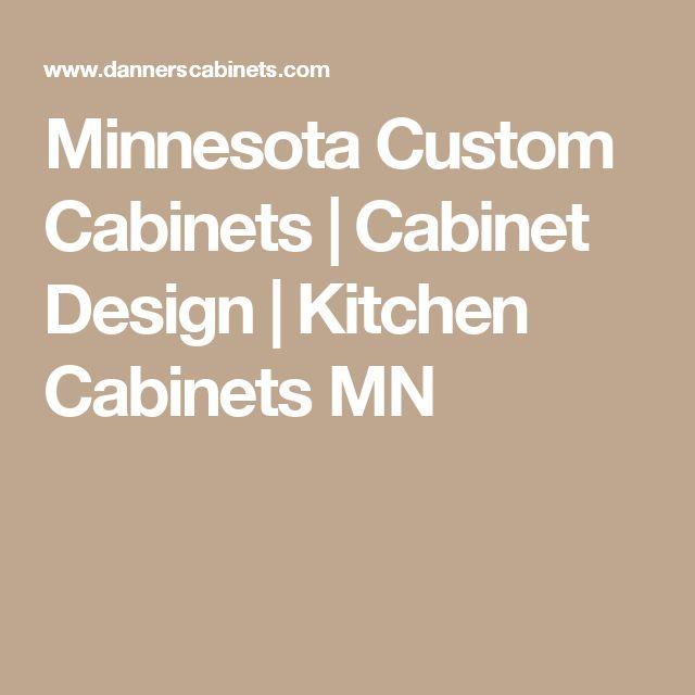 Minnesota Custom Cabinets   Cabinet Design   Kitchen Cabinets MN ...