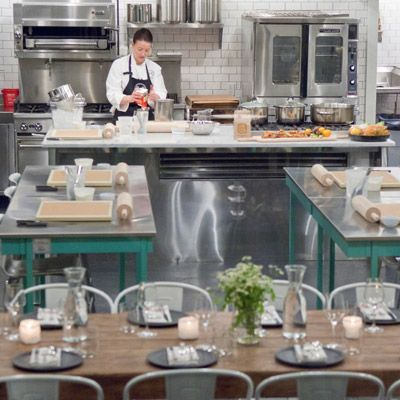 17 best images about cooking school on pinterest restaurant cooking classes and new york - Kitchen design classes ...