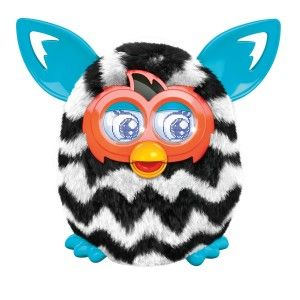 Furby Boom Figure (Zigzag Stripes) He's just about the cutest toy I can imagine. The app is REALLY fun that goes along with it. http://bit.ly/19Kzx2w