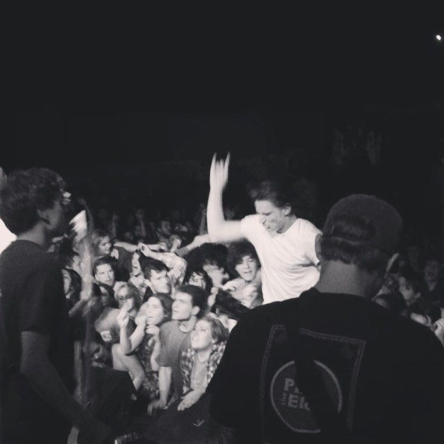 The Story So Far, Turnover & Basement performed on Sunday at Phoenix Theater
