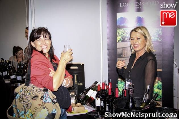 Caught on camera at the Wine Show held at the Emnotweni Casino!