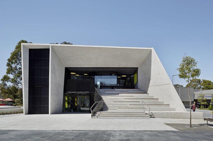 Gallery of Monash North West Precinct / Jackson Clements Burrows - 4