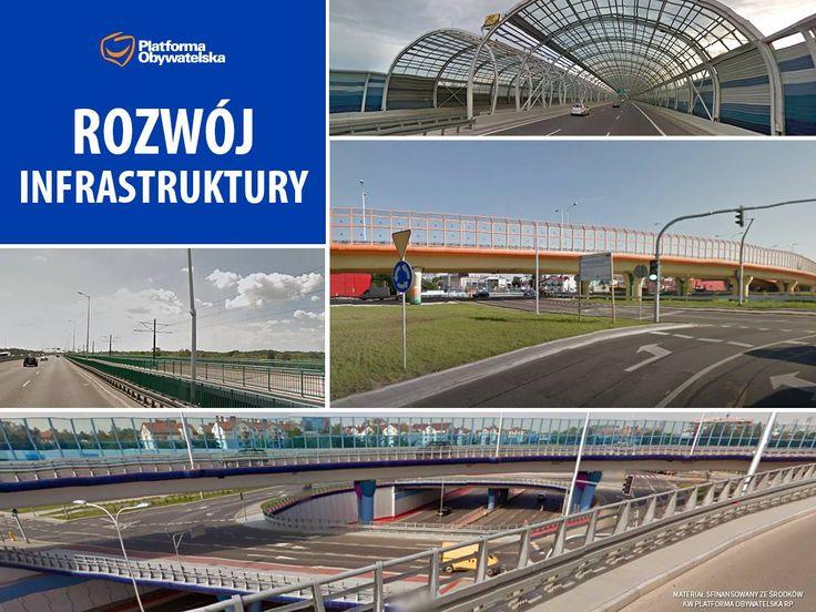 Most Marii Skłodowskiej-Curie, węzeł Łopuszańska, węzeł Marsa - to tylko najbardziej spektakularne przykłady rewolucji infrastrukturalnej, jaką przechodzi w ostatnich latach stolica.  Przeczytaj więcej o tym, jak rozwija się Warszawa: http://www.platforma.org/aktualnosc/39859/miasta-po-4-latach-warszawa