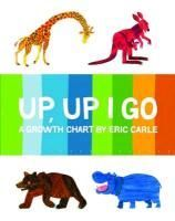 Up, Up I Go Growth Chart-Carle Eric, Carle