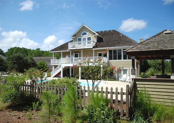 Twiddy Outer Banks Vacation Home - Family Ties - Corolla - Oceanside - 8 Bedrooms
