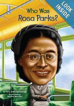 Rosa parks and the american dream