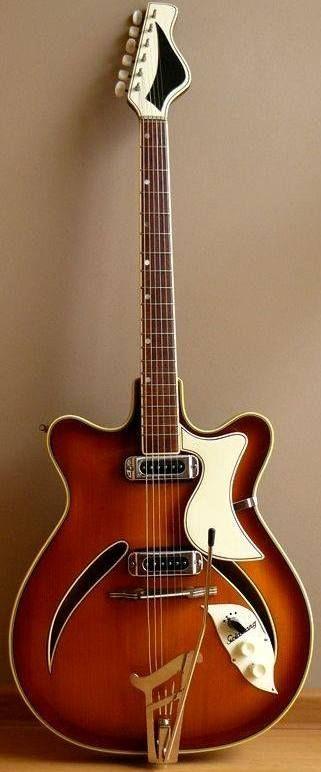 50's Goldklang Guitar