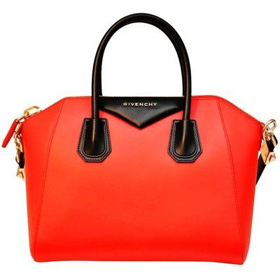 Satchel in red / by Givenchy