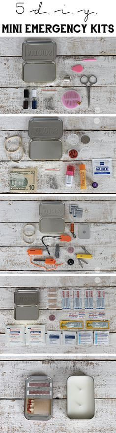 www.uberprepared.com - Track down lots of great survival equipment, tools, tactics and guides to really help you survive!