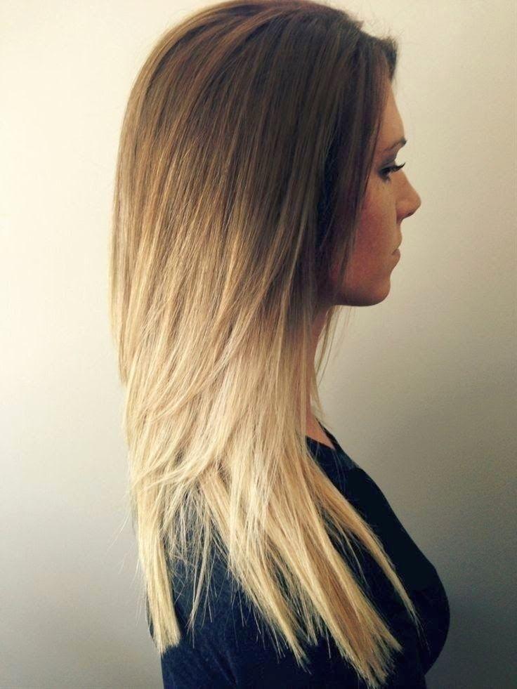 awesome Модное окрашивание волос шатуш (50 фото) — На темные и светлые локоны
