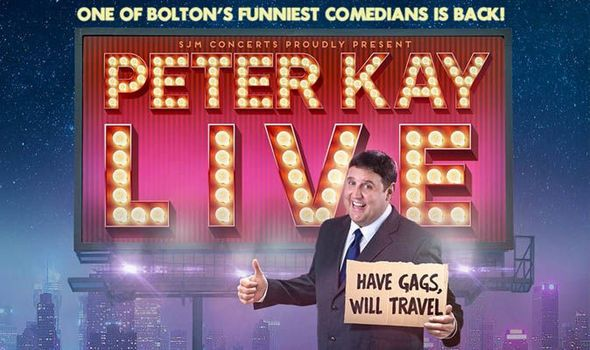 Peter Kay tour: Where is he set to tour? Venues locations across UK