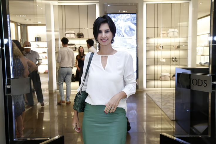 Artisan Set: Tod's reúne convidados em coquetel na boutique do JK Iguatemi SP - Vogue | Festa
