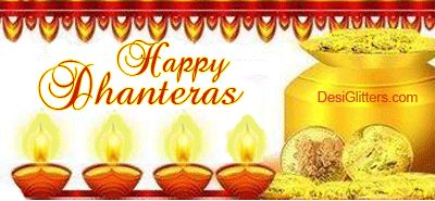 Happy Dhanteras To ALL