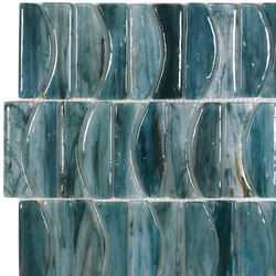 MICHAEL R. GOLDEN | BLUES - Glass mosaics from Dune Cerámica | Architonic