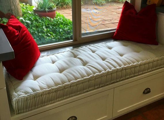 Best 25 Window Seat Cushions Ideas On Pinterest Window Seats Bench Seat Cushions And Diy