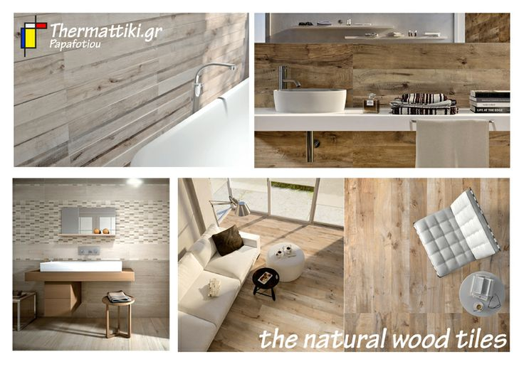 ceramic tiles with wood effect