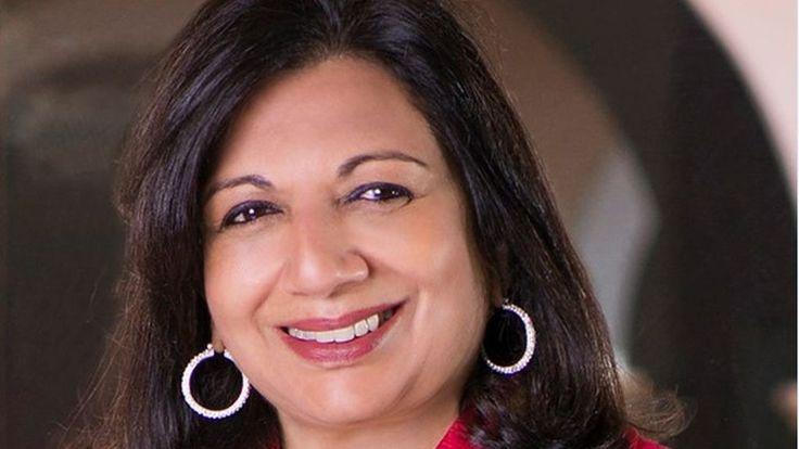 Why Scotland matters to billionaire Kiran Mazumdar-Shaw - BBC News