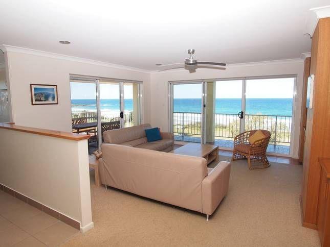 Pippi Beach Penthouse with, a Yamba Apartment | Stayz
