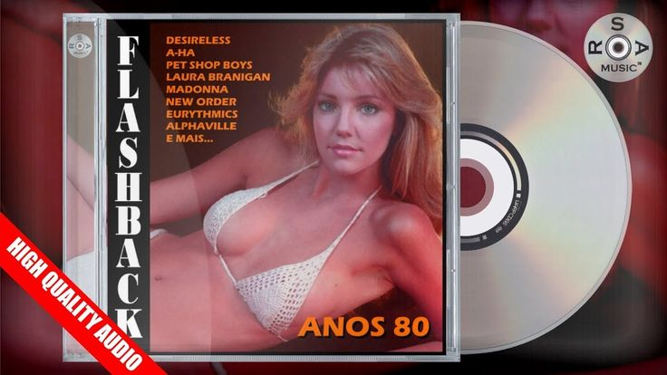 Flashback Anos 80 - CD Completo (2002-2017) [REPACK 2] HQ