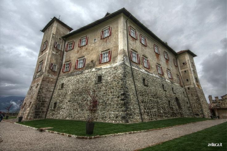 Castel Thun, Trentino - Il castello meglio conservato e più visitato della Val di Non