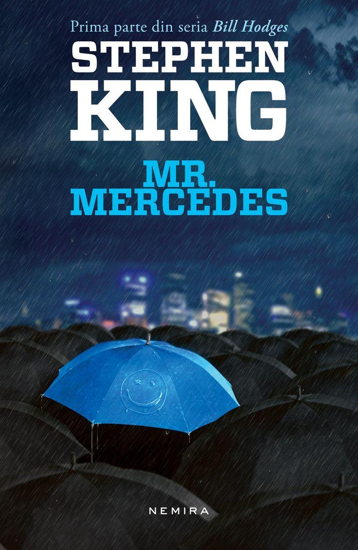 #mr mercedes #stephen king #editura nemira