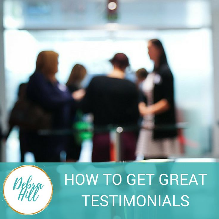 Testimonials are your gold nuggets. They are one of the most powerful elements on your web page and yet, they're the copy that you can't write for yourself. This FREE guide has been designed so that you can take some easy steps towards getting your testimonials sorted ... without dilly dallying around and playing the stressful procrastination game. All that is needed from you is to step up and take ACTION. No excuses.