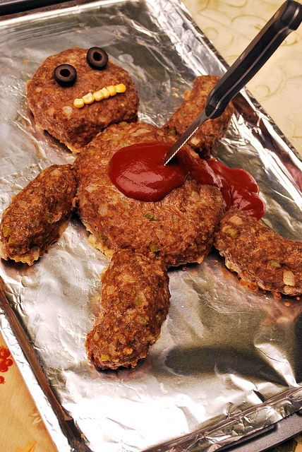 Dead Man Meatloaf  by From Valerie's Kitchen