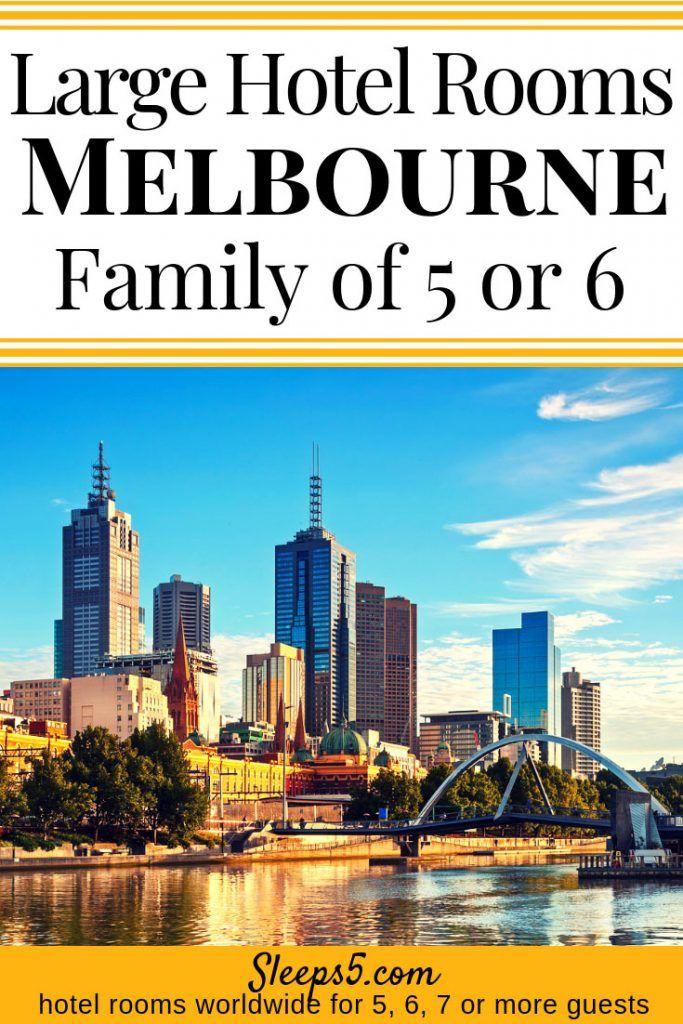Melbourne Family Hotels Australia Tourism Australia Travel