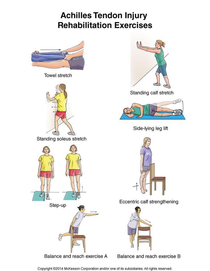 Summit Medical Group - Achilles Tendon Injury Exercises