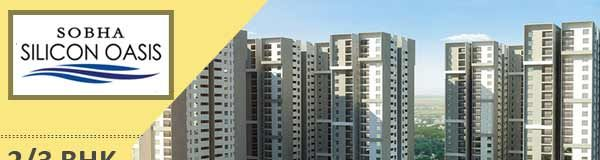 Sobha Silicon Oasis - New Project in Bangalore City