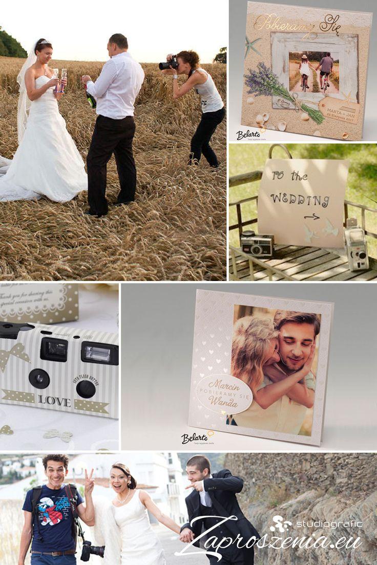 Piękne zaproszenia ślubne ze zdjęciem, nadaj swoim zaproszeniom indywidualny charakter, wzory dostępne na zaproszenia.eu