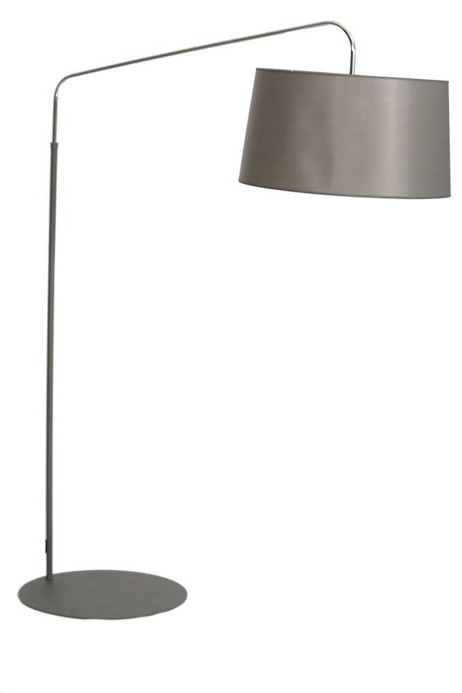 Lámpara Aston gris