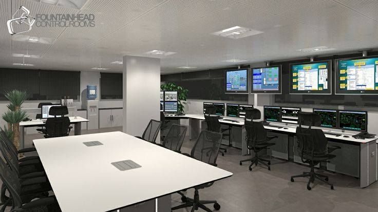 17 Best Images About Control Room Design Project Examples