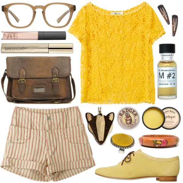 I don't identify with Hufflepuff, but I love the colors!