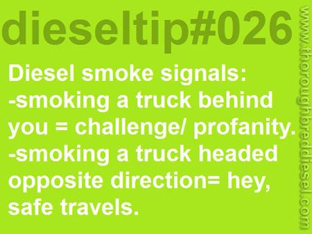 DieselTip #026