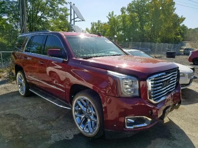 Pin By Bidgodrive On New Arrivals Suv For Sale Gmc Yukon 2018
