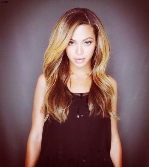 Beyonces Hair Color