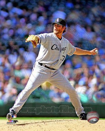 Chicago White Sox - Matt Thornton Photo