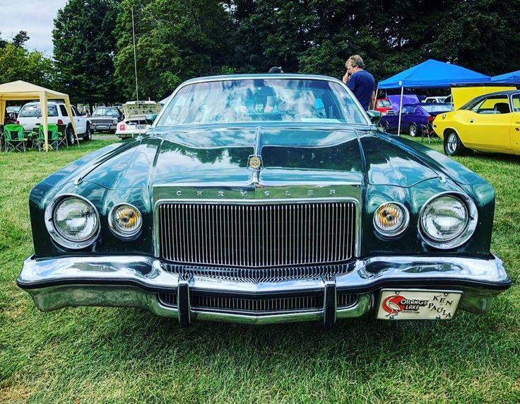 "1976 Chrysler Cordoba: The ""small Chrysler"" that was a big hit #Cars"