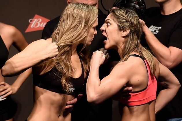 UFC 190 Results: Ronda Rousey Bethe Correia and the Art of Selling Wolf Tickets