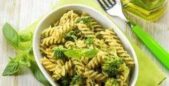 Una pasta gustosa per pranzo: fusilli, broccoli e noci. Chi ha il diabete non può non mangiarla!