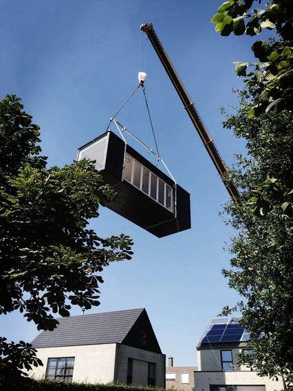"The Eco-Friendly Ark Shelter ""Shelter S"""