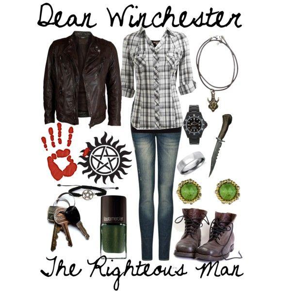 Dean Winchester Cosplay idea!