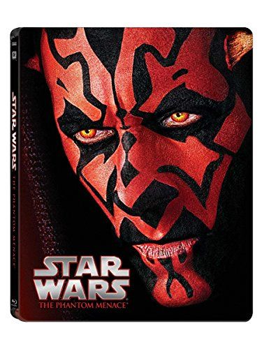 Star Wars: Episode I - The Phantom Menace Steelbook [Blu-ray] TW http://www.amazon.com/dp/B013JAFTS0/ref=cm_sw_r_pi_dp_9xi2vb1D0KT9Y