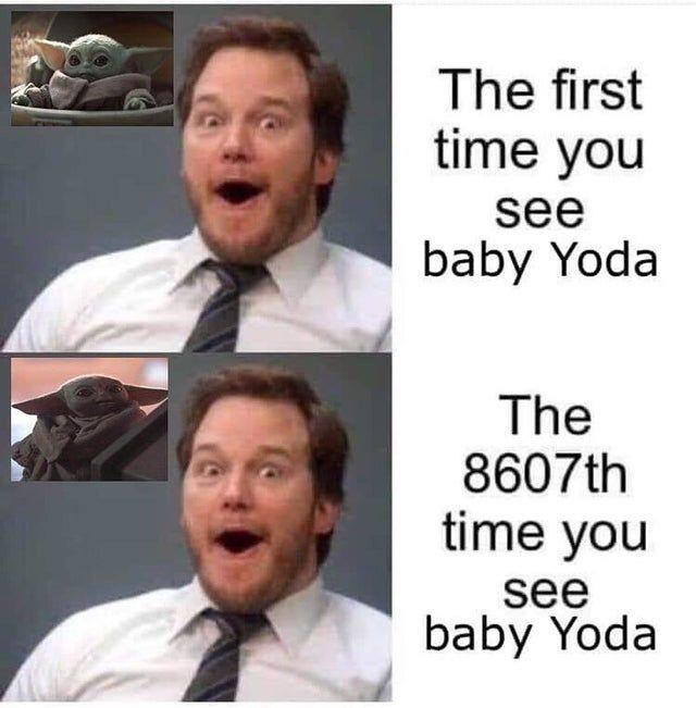 53 Best Memes From Reddit Last Week 11 26 12 1 In 2020 Yoda Funny Yoda Meme Star Wars Jokes