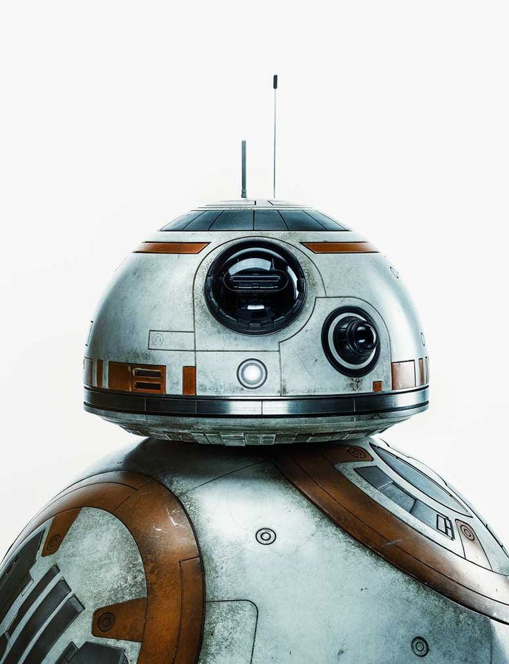 BB8 • Star Wars: The Force Awakens