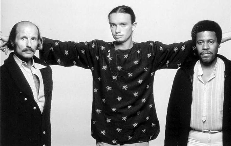 Joe, Jaco, and Wayne.
