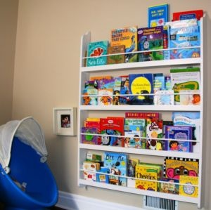 FOR SALE: the BRACK - the forward facing bookrack $110 - City of Toronto Baby Items For Sale - Kijiji City of Toronto Canada.