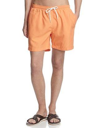60% OFF TRUNKS Men's San-O Swim Shorts (Orange)